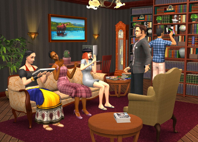 The Sims 2 Volny cas pc k2